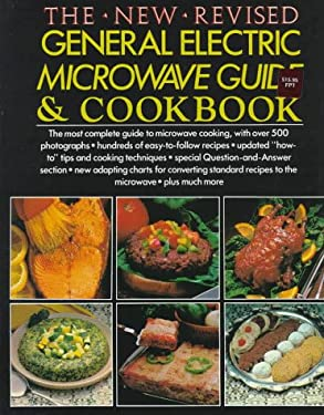 New G.E. Microwave Cookbook 9780394531519