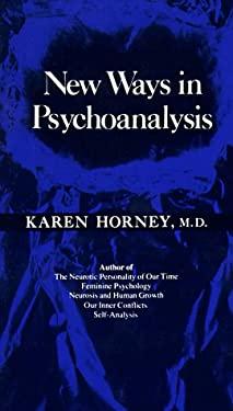 New Ways in Psychoanalysis 9780393001327