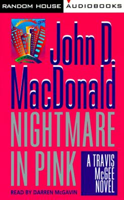 Nightmare in Pink: A Travis McGee Mystery 9780394559735