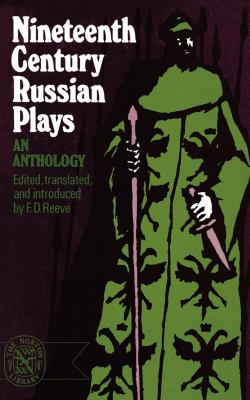 Nineteenth-Century Russian Plays: An Anthology 9780393006834