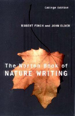 Norton Book of Nature Writing 9780393978162