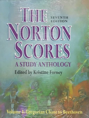 Norton Scores: An Anthology for Listening 9780393966886