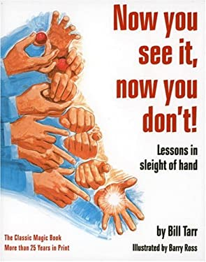 Now You See It, Now You Don't!: Lessons in Sleight of Hand 9780394722023