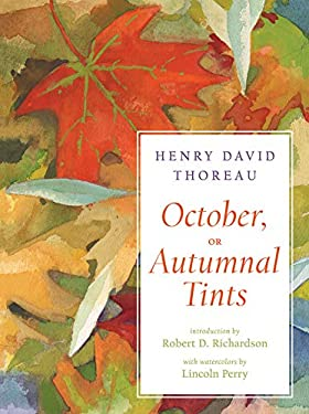 October, or Autumnal Tints 9780393081886