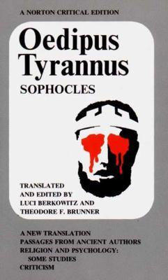 Oedipus Tyrannus 9780393098747