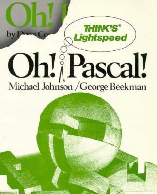Oh! Think's Lightspeed PASCAL! 9780393958171