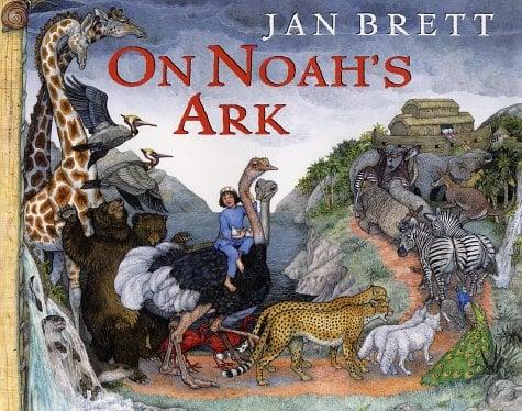 On Noah's Ark 9780399240287