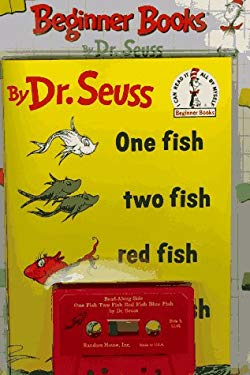 One Fish Two Fish Red Fish Blue Fish [With *] 9780394892245