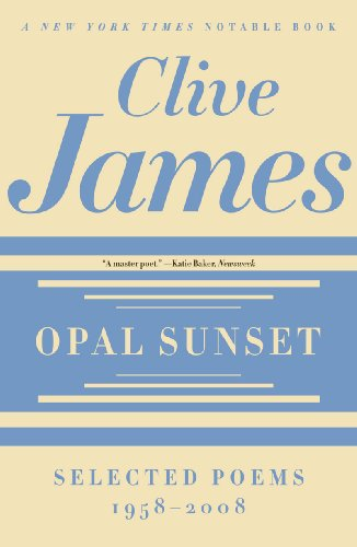 Opal Sunset: Selected Poems, 1958-2008 9780393337358