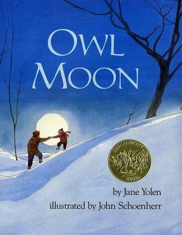Owl Moon 9780399214578