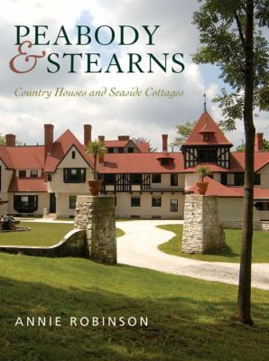 Peabody & Stearns: Country Houses and Seaside Cottages 9780393732184