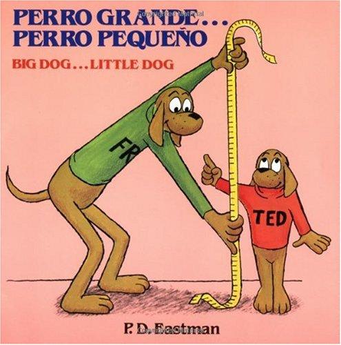 Perro Grande... Perro Pequeno 9780394851426