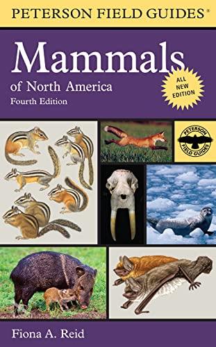 peterson field guide to mammals of north america by fiona reid rh betterworldbooks com peterson field guide to bird sounds peterson's field guide to edible wild plants pdf