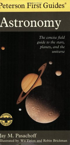 Peterson First Guide to Astronomy 9780395935422