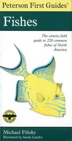 Peterson First Guide to Fishes of North America 9780395911792