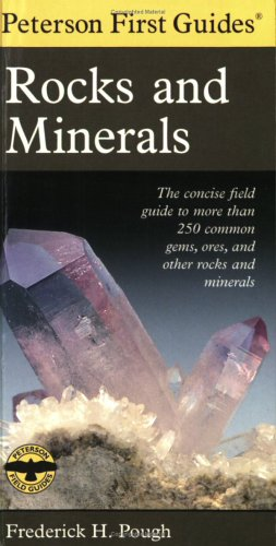 Peterson First Guide to Rocks and Minerals 9780395935439