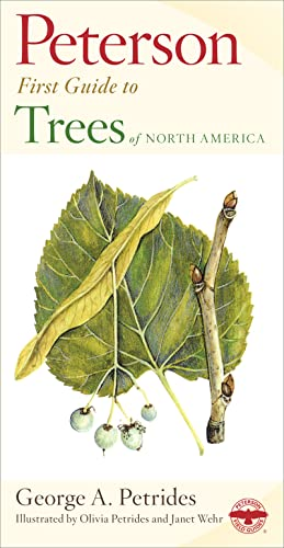 Peterson First Guide to Trees 9780395911839