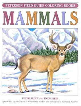 Pfg Coloring Bk Mammals Pa 9780395440919