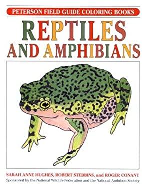 Pfg Coloring Bk Reptiles + Amphi Pa 9780395377048