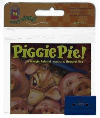 Piggie Pie! Book & Cassette [With Book] 9780395900635