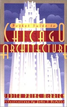 Pocket Guide to Chicago Architecture 9780393730135