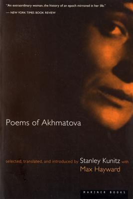 Poems of Akhmatova: Izbrannye Stikhi 9780395860038