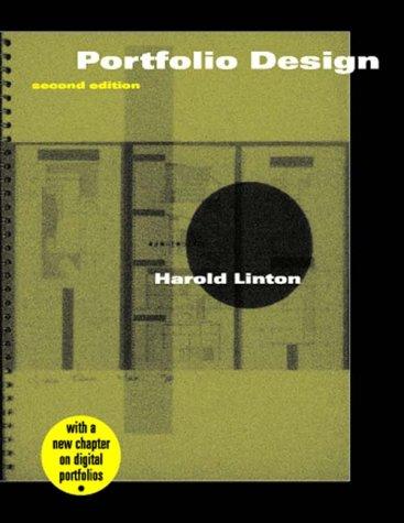 Portfolio Design 9780393730593