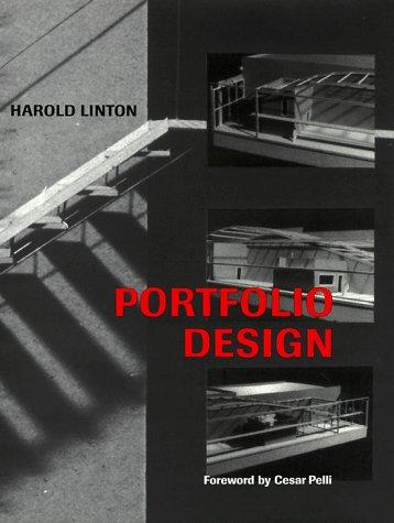 Portfolio Design 9780393730081