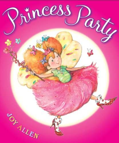 Princess Party 9780399252594
