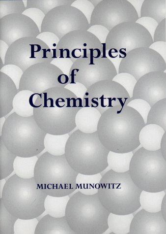 Principles of Chemistry 9780393972887