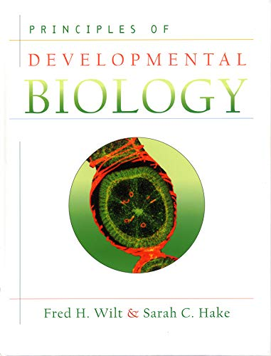 Principles of Developmental Biology 9780393974300
