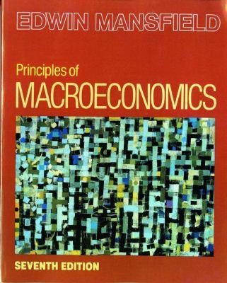 Principles of Macroeconomics 9780393961737
