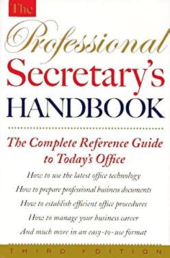 Professional Secretarys Hdbk 2e CL 9780395696217