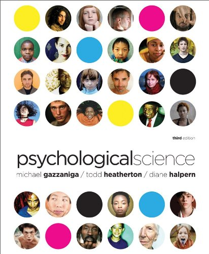 Psychological Science - 3rd Edition