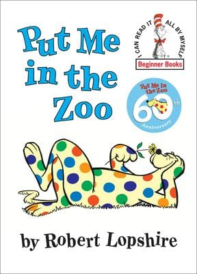 Put Me in the Zoo 9780394800172