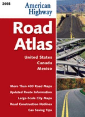 Rand McNally Road Atlas: United States, Canada, Mexico 9780395783276