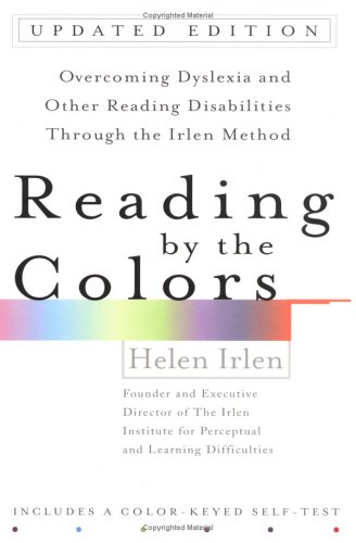 Reading by the Colors (Revised) 9780399531569