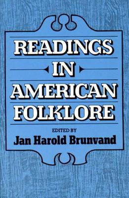 Readings in American Folklore 9780393950298
