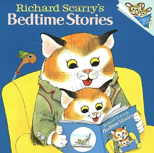 Richard Scarry's Bedtime Stories 9780394882697
