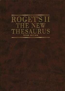 Rogets II New Thesaurus Delux 3e CL 9780395736791