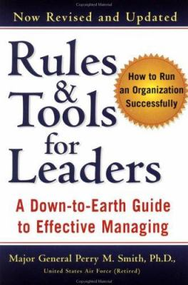 Rules and Tools for Leaders (Revised) 9780399527869