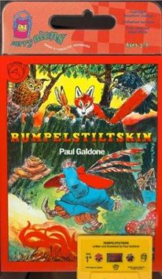 Rumpelstiltskin Book & Cassette [With Book] 9780395691755