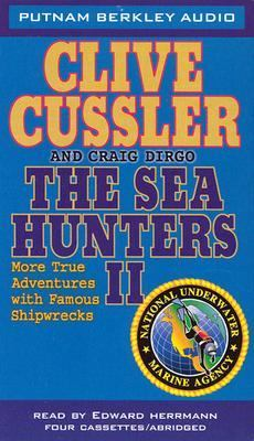 Sea Hunters II, the Abridged Audio 9780399149498