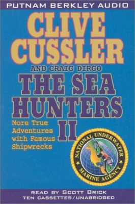 Sea Hunters II the Unabridged Audio 9780399149504