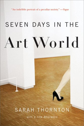 Seven Days in the Art World 9780393337129