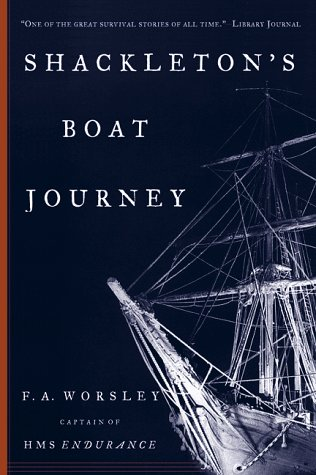 Shackleton's Boat Journey 9780393318647