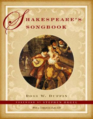 Shakespeare's Songbook 9780393058895