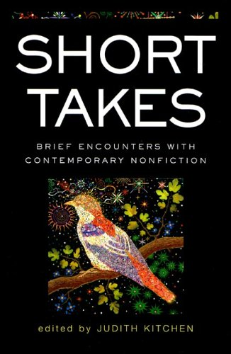 Short Takes: Brief Encounters with Contemporary Nonfiction 9780393326000