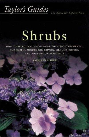 Shrubs Pa 9780395430934