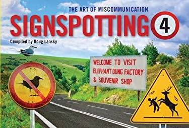 Signspotting 4: The Art of Miscommunication 9780399536144
